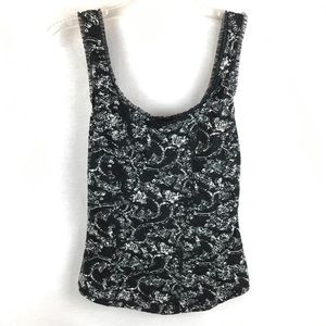 Tops - WHBM Corset Style Tank Top